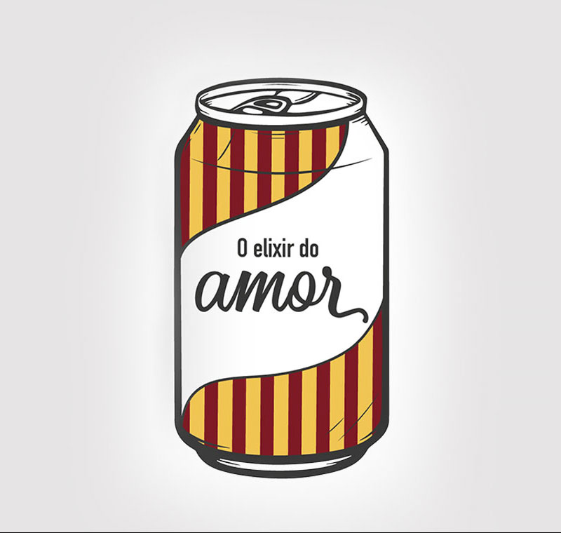 O elixir do amor